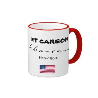 KIT CARSON* American Explorer Coffee Mug