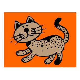 Kit Kat Postcard