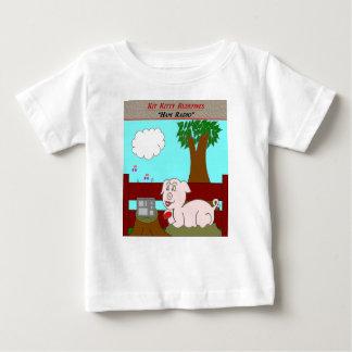 Kit Kitty Redefines:  Ham Radio Baby T-Shirt