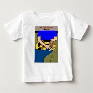 Kit Kitty Redefines:  Laptop Baby T-Shirt