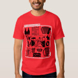 Kit the Father Christmas is a refuse Tshirt