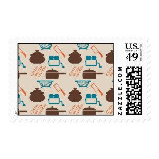 Kitchen 101 stamp