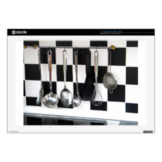 "Kitchen 17"" Laptop Decal"