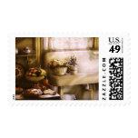Kitchen - A 1930's Kitchen Postage Stamp