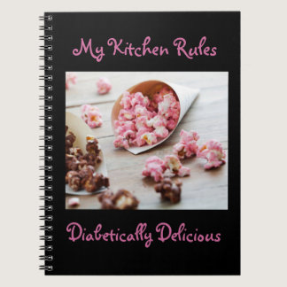 Kitchen Accessories: Diabetically Delicious Notebook