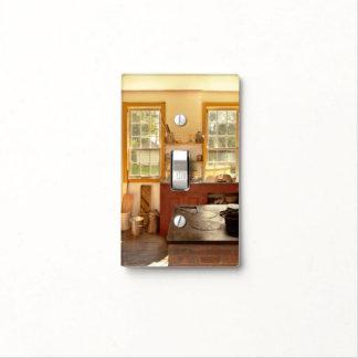 Kitchen   An 1840u0026#39;s Kitchen Light Switch Cover
