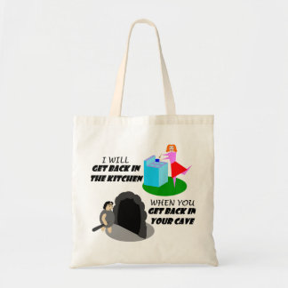 Kitchen and Cave Tote Bag