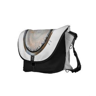 kitchen art messenger bag