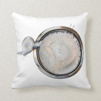 kitchen art throw pillow