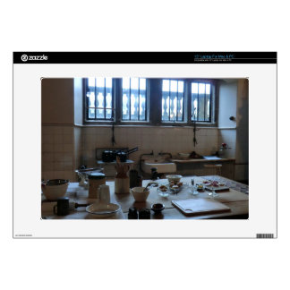 "Kitchen at Sudbury Hall in Derbyshire, England 15"" Laptop Decal"
