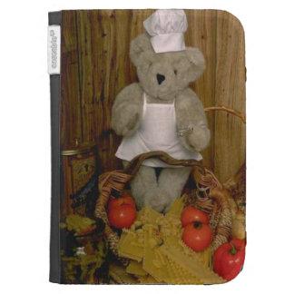 Kitchen bear kindle case