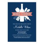 Kitchen Bouquet Bridal Shower Invitation