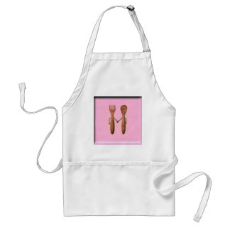 kitchen bridal shower adult apron