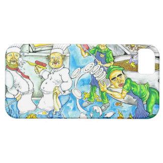 Kitchen Chaos iPhone SE/5/5s Case