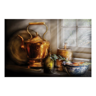 Kitchen - Cherished Memories Posters