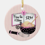 Kitchen / Cooking - SRF Christmas Tree Ornament