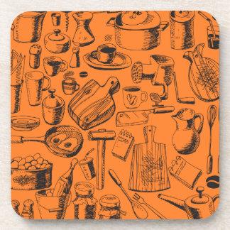 Kitchen Drink Coaster