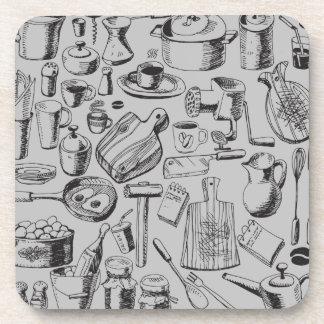 Kitchen Beverage Coaster