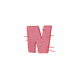 Kitchen Craft Letter N Embroidered Polo Shirt