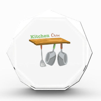 Kitchen Crew Award