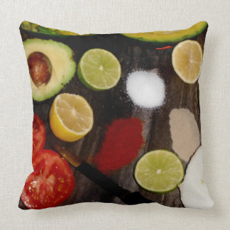 Kitchen Dining Garden Picnic Pillow Foods