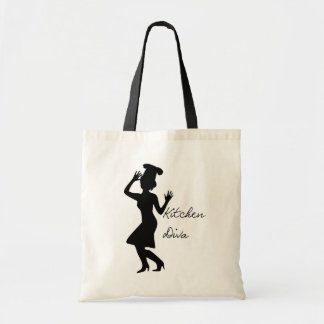 Kitchen Diva Tote Bag