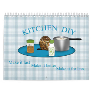 Kitchen Do It Yourself Cooking Is Easy & Cheap Calendar