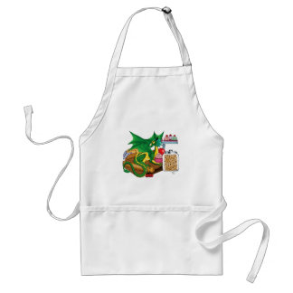 Kitchen Dragon Adult Apron