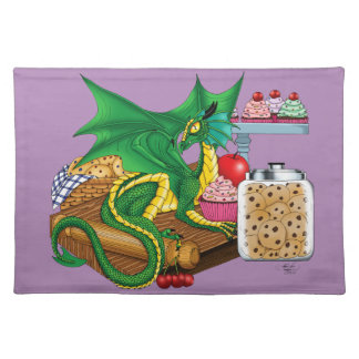 Kitchen Dragon Placemat