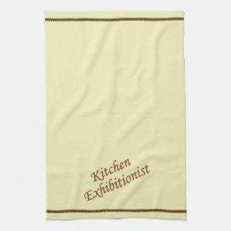 Kitchen Exhibitionist kitchen towel natural