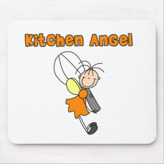 Kitchen Fairy Angel Mousepad