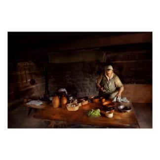 Kitchen - Farm cooking