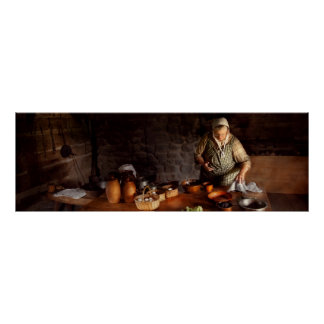 Kitchen - Farm cooking Poster