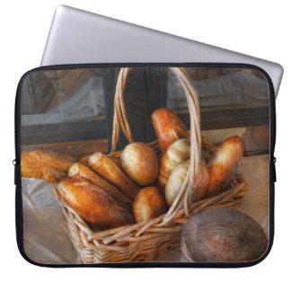 Kitchen - Food - Bread - Fresh bread Laptop Computer Sleeve