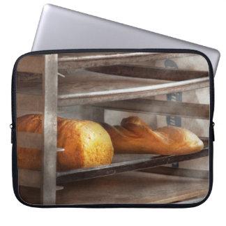 Kitchen - Food - Bread - Freshly baked bread Computer Sleeve