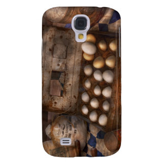 Kitchen - Food - Eggs - 18 eggs Galaxy S4 Cover