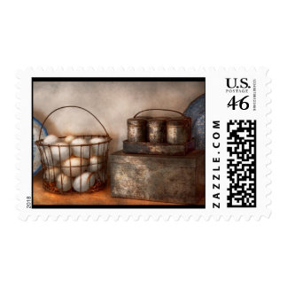 Kitchen - Food - Eggs - Fresh this morning Postage Stamps