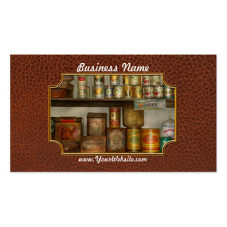Kitchen - Food - Side dishes Business Card