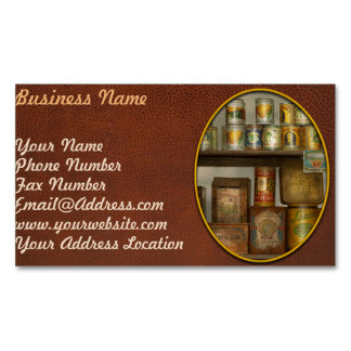 Kitchen - Food - Side dishes Business Card Magnet