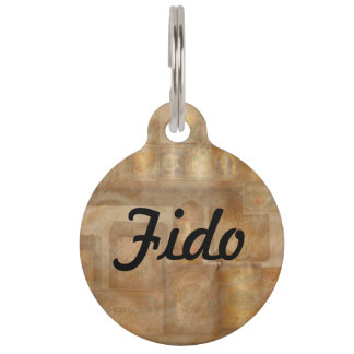 Kitchen - Food - Side dishes Pet Name Tag