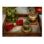 Kitchen - Formal tea ceremony Postcard