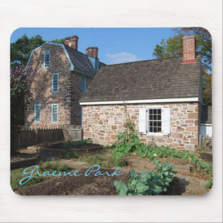 Kitchen Garden III Mouse Pads