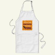 Kitchen Ghoulfriend Halloween Apron