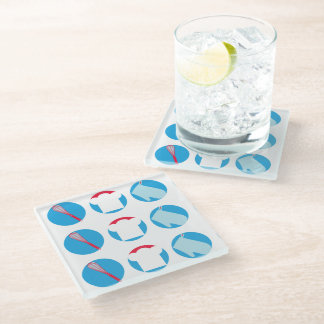 Kitchen Goodies Glass Coaster