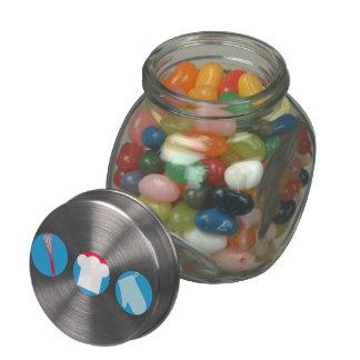 Kitchen Goodies Glass Jars