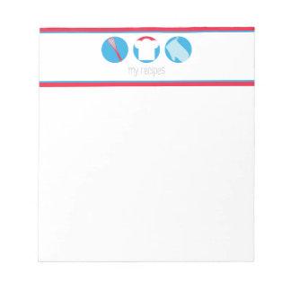Kitchen Goodies Notepad
