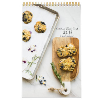 Kitchen Heals Soul 2018 calendar SMALL