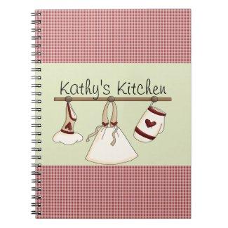 Kitchen Hearts Notebook fuji_notebook