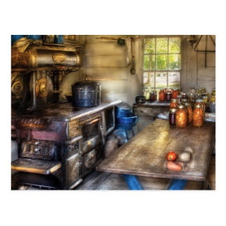 Kitchen - Home Country Kitchen Postcard