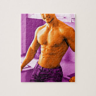 Kitchen Hunk PRP Jigsaw Puzzles